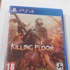 Videojuegos y Consolas PS4: KILLING FLOOR 2. PS4. Lote 205316428