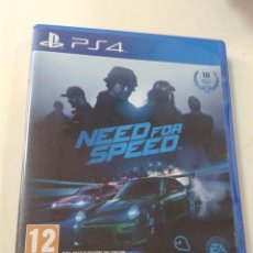 Videojuegos y Consolas PS4: NEED FOR SPEED. PS4. Lote 205363877