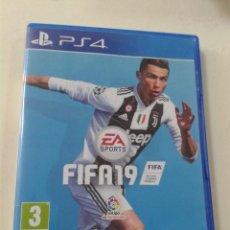Videojuegos y Consolas PS4: FIFA 19. PS4. Lote 205364526