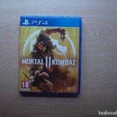 Videojuegos y Consolas PS4: MORTAL II KOMBAT - NUEVO. Lote 205366513