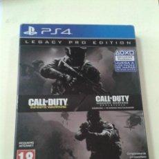 Videojuegos y Consolas PS4: CALL OF DUTY: INFINITE WARFARE - LEGACY PRO EDITION (PS4). Lote 205366812