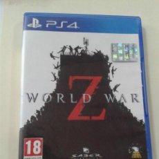 Videojuegos y Consolas PS4: WORLD WAR Z (PS4). Lote 205367092