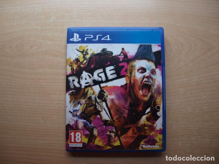 RAGE 2 - NUEVO (Juguetes - Videojuegos y Consolas - Sony - PS4)