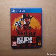 Videojuegos y Consolas PS4: REDD DEAD REDEMPTION II - NUEVO. Lote 205371265
