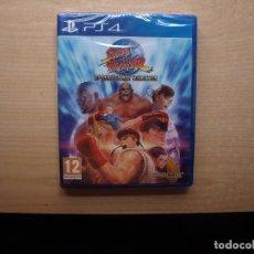 Videojuegos y Consolas PS4: STREET FIGHTER 30 ANNIVERSARY COLLECTION - PRECINTADA - SIN USAR. Lote 205439608