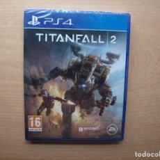 Videojuegos y Consolas PS4: TITANFALL 2 - PRECINTADA - SIN USAR. Lote 205442610