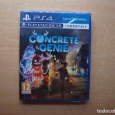 Videojuegos y Consolas PS4: CONCRETE GENIE - PRECINTADA - SIN USAR. Lote 205447193
