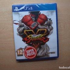 Videojuegos y Consolas PS4: STREET FIGHTER V - PRECINTADA - SIN USAR. Lote 205447648