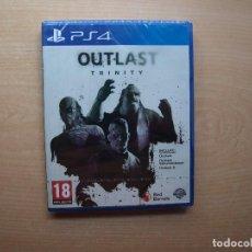 Videojuegos y Consolas PS4: OUTLAST TRINITY - PRECINTADA - SIN USAR. Lote 205448042