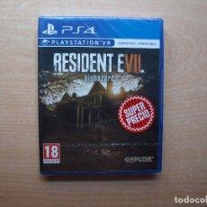 Videojuegos y Consolas PS4: RESIDENT EVIL BIOHAZARD - PRECINTADA - SIN USAR. Lote 205448238