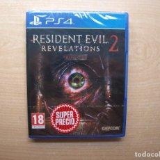 Videojuegos y Consolas PS4: RESIDENT EVIL REVELATIONS 2 - PRECINTADA - SIN USAR. Lote 205448352