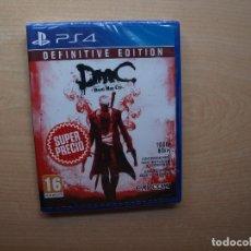 Videojuegos y Consolas PS4: DMC DEVIL MAY CRY - DEFINITIVE EDITION - PRECINTADA - SIN USAR. Lote 205448730
