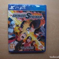 Videojuegos y Consolas PS4: NARUTO TO BORUTO - SHINOBI STRIKER - PRECINTADA - SIN USAR. Lote 205448895