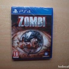 Videojuegos y Consolas PS4: ZOMBI - PRECINTADA - SIN USAR. Lote 205448992