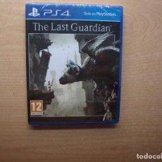 Videojuegos y Consolas PS4: THE LAST GUARDIAN - PRECINTADA - SIN USAR. Lote 205449081