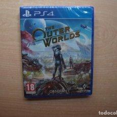 Videojuegos y Consolas PS4: THE OUTER WORLDS - PRECINTADA - SIN USAR. Lote 205449146