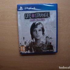 Videojuegos y Consolas PS4: LIFE IS STRANGE BEFORE THE STORM - PRECINTADA - SIN USAR. Lote 205449266