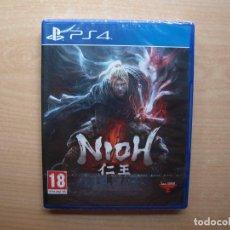 Videojuegos y Consolas PS4: NIOH - PRECINTADA - SIN USAR. Lote 205449491