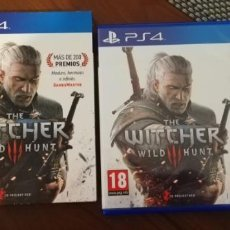 Videojuegos y Consolas PS4: THE WITCHER 3 WILD HUNT PARA PS4. Lote 205510916
