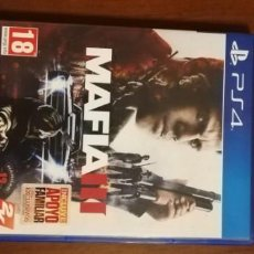 Videojuegos y Consolas PS4: MAFIA 3 PARA PS4. Lote 205511455