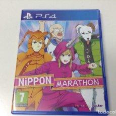 Videojuegos y Consolas PS4: NIPPON MARATHON. Lote 205577046