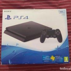 Videojuegos y Consolas PS4: CAJA PLAY STATION 4. Lote 205652638
