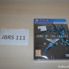 Videojuegos y Consolas PS4: PS4 - ZONE OF THE ENDERS - THE 2ND RUNNER , PAL ESPAÑOL , PRECINTADO. Lote 205688801