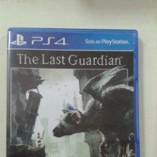 Videojuegos y Consolas PS4: THE LAST GUARDIAN. PS4. Lote 235415510