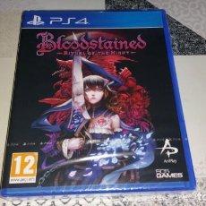 Videojuegos y Consolas PS4: BLOODSTAINED RITUAL OF THE NIGHT PS4 PAL ESPAÑA PRECINTADO. Lote 205849372