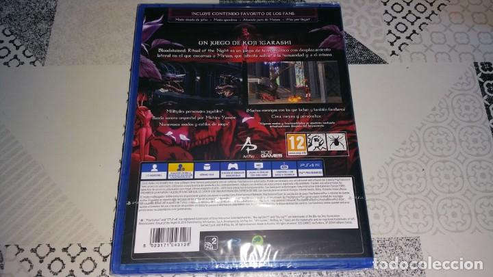 Videojuegos y Consolas PS4: BLOODSTAINED Ritual of the night PS4 PAL ESPAÑA PRECINTADO Koji Igarashi - Foto 2 - 205849372