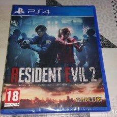 Videojuegos y Consolas PS4: RESIDENT EVIL 2 PS4 PAL ESPAÑA PRECINTADO. Lote 205849932