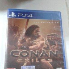 Videojuegos y Consolas PS4: CONAN EXILES - DAY ONE EDITION. PS4.. Lote 206280736