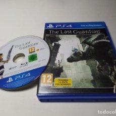 Videojuegos y Consolas PS4: THE LAST GUARDIAN ( PLAYSTATION 4 -PAL - ESP ). Lote 206370201