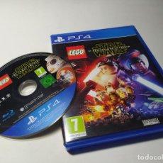 Videojuegos y Consolas PS4: LEGO STAR WARS - EL DESPERTAR DE LA FUERZA ( PLAYSTATION 4 -PAL - ESP ). Lote 206370626