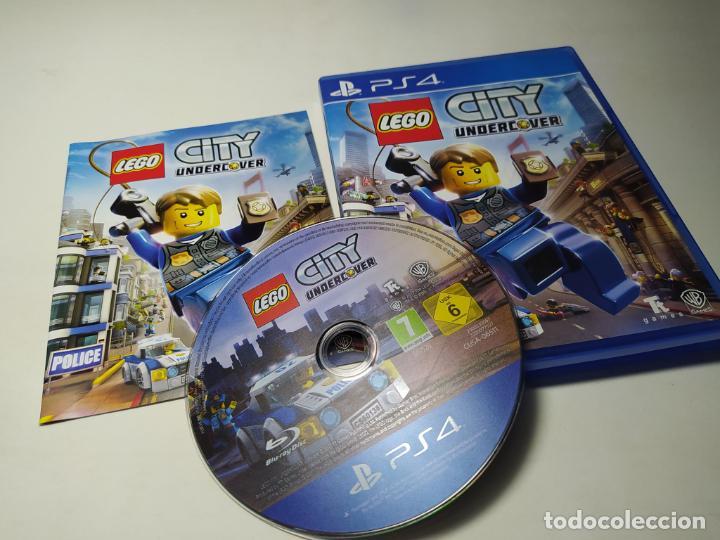 LEGO CITY UNDERCOVER ( PLAYSTATIO 4 - PAL - EURO ) (Juguetes - Videojuegos y Consolas - Sony - PS4)