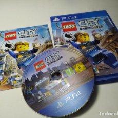 Videojuegos y Consolas PS4: LEGO CITY UNDERCOVER ( PLAYSTATIO 4 - PAL - EURO ). Lote 206370882