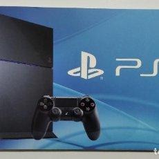 Videojuegos y Consolas PS4: GUÍA SOBRE LA HISTORIA DE SONY PLAY STATION EDICION LIMITADA. Lote 206444981