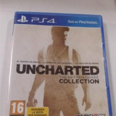 Videojuegos y Consolas PS4: UNCHARTED: THE NATHAN DRAKE COLLECTION. PS4. Lote 207031681