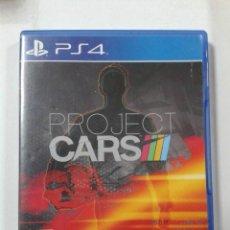Videojuegos y Consolas PS4: PROJECT CARS. PS4. Lote 207135963