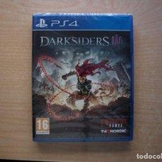 Videojuegos y Consolas PS4: DARKSIDERS III - PRECINTADO - SIN USAR. Lote 207254077