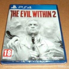 Videojuegos y Consolas PS4: EVIL WITHIN 2 PARA SONY PLAYSTATION 4 / PS4 ,A ESTRENAR, PAL. Lote 228758345