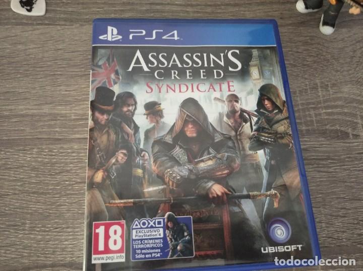 Assassins Creed Syndicate Para Ps4 Buy Video Games And Consoles