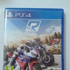 Videojuegos y Consolas PS4: RIDE. PS4. Lote 207764142