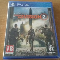 Videojuegos y Consolas PS4: TOM CLANCYS THE DIVISION 2 PS4 PAL ESPAÑA PRECINTADO. Lote 207887046
