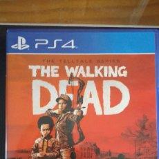 Videojuegos y Consolas PS4: THE WALKING DEAD (TEMPORADA 4) - THE FINAL SEASON - JUEGO PS4 - SIN USO - TELLTALE GAMES SERIES. Lote 207918463