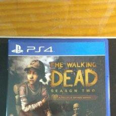 Videojuegos y Consolas PS4: THE WALKING DEAD (TEMPORADA 2) - SEASON TWO - JUEGO PS4 - SIN USO - TELLTALE GAMES SERIES. Lote 207918657