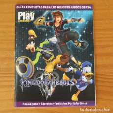 Jeux Vidéo et Consoles: GUIA PLAYMANIA KINGDOM HEARTS III. PS4 SQUARE ENIX PLAY MANIA DISNEY. Lote 227136165