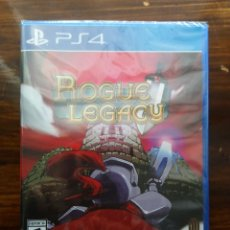 Videojuegos y Consolas PS4: ROGUE LEGACY SONY PLAYSTATION 4 PS4 LIMITED RUN NUEVO PRECINTADO. Lote 210253840