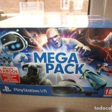 Videojuegos y Consolas PS4: GAFAS DE REALIDAD VIRTUAL - TODO LO QUE SE VÉ EN LAS FOTOGRAFIAS - BUEN ESTADO. Lote 210356581