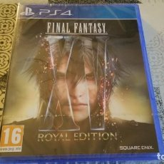 Videojuegos y Consolas PS4: FINAL FANTASY XV ROYAL EDITION PS4 PAL ESPAÑA PRECINTADO. Lote 211429115